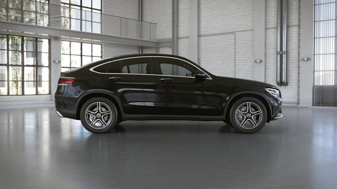 GLC 300 d 4MATIC Купе